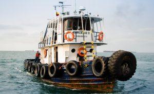 Corsario 2 Remolcador de Bahía