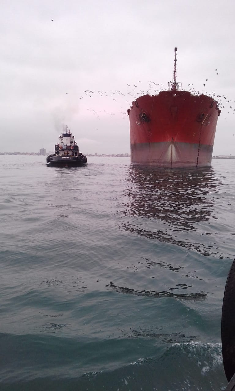 servicio de custodia marina